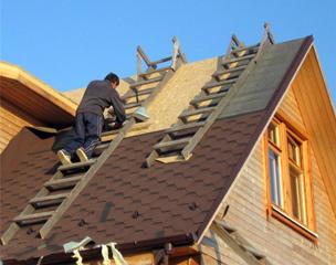 обрешетка крыши из OSB своими руками